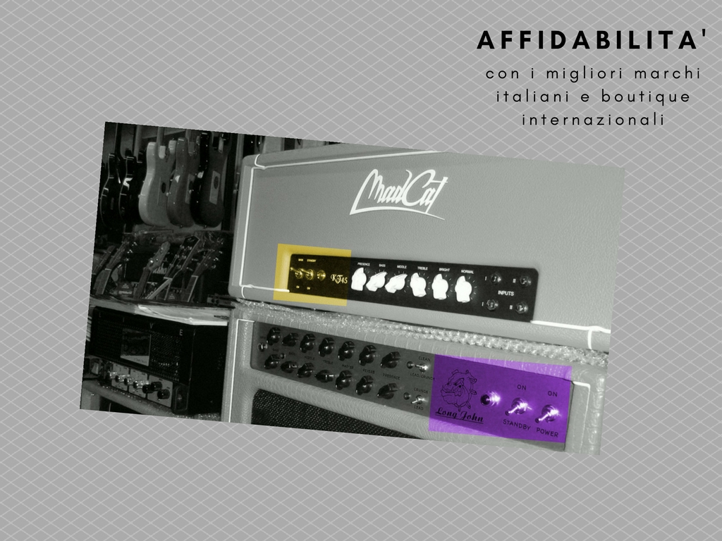 boutique amp made in italy